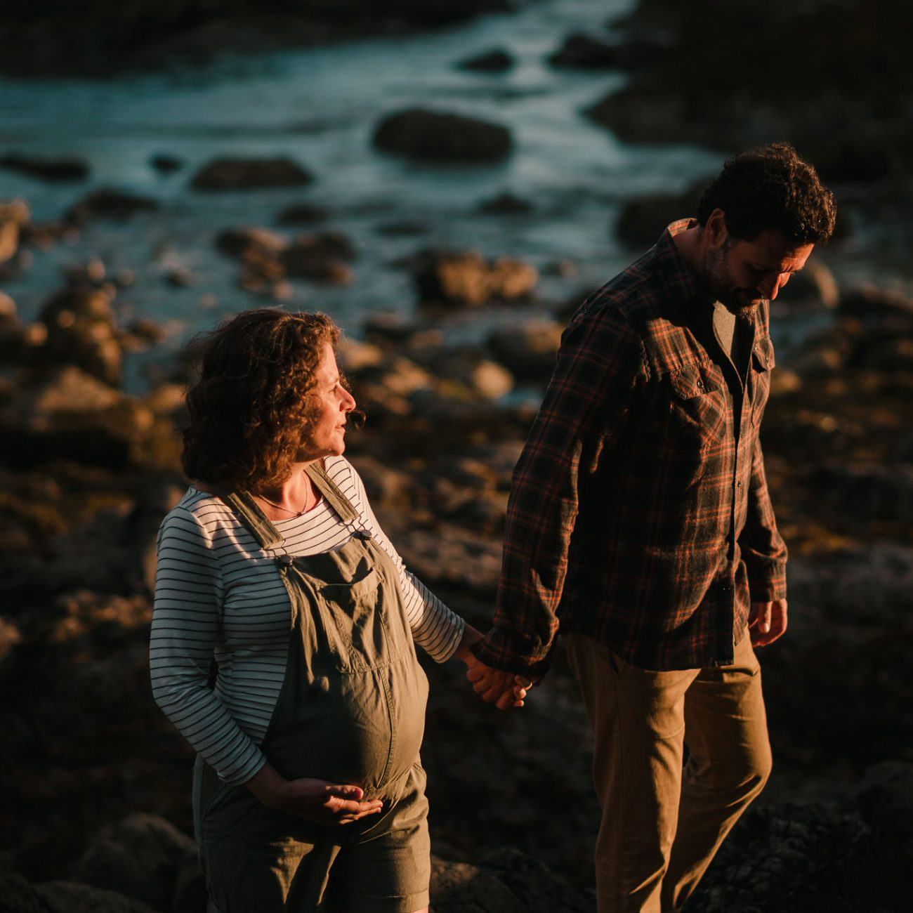 Maternity Photography Session Tofino BC