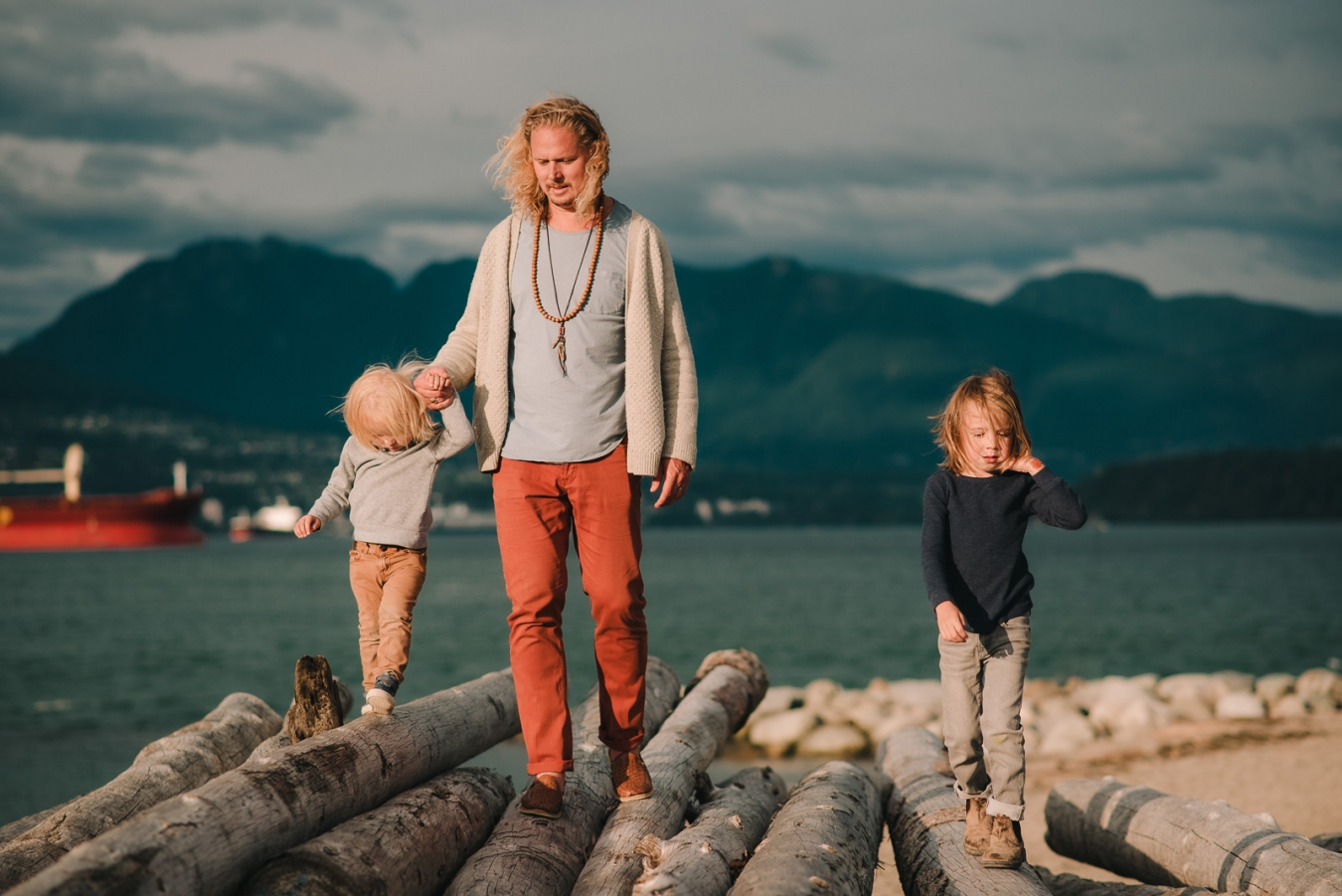 family photography jericho beach vancouver